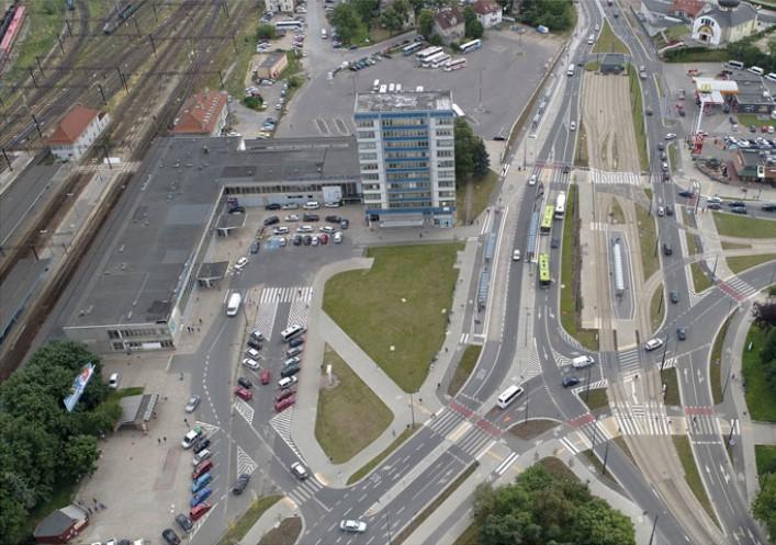 Przygotowania do ogłoszenia przetargu na budowę infrastruktury tramwajowej.